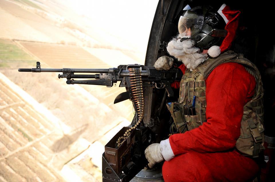Santa Doorgunner