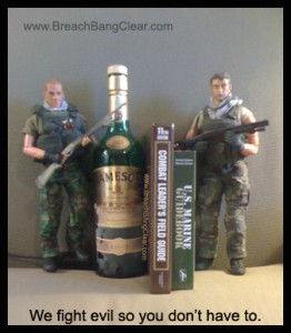 The Mad Duo, of Breach-Bang-Clear