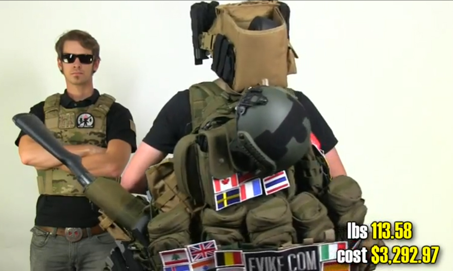 Evike TV's epic MilSim loadout