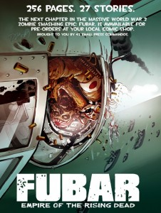 Tactical Fanboy: The cover of FUBAR.