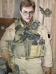 Tactical Fanboy: Harry Potter is running direct action missions in Iraq, apparently.