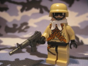 Fan art: Lego Sandman