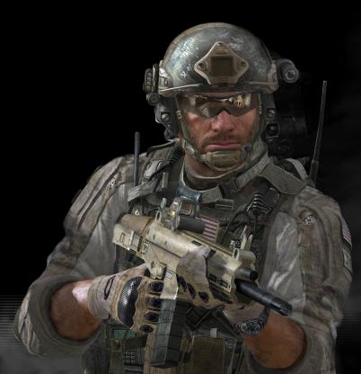 Sandman, from Modern Warfare 3