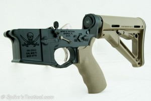 Tactical Fanboy: The Pirate Lower from Spike's Tactical
