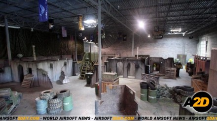 Tactical Fanboy: a view of the SS Airsoft Arena