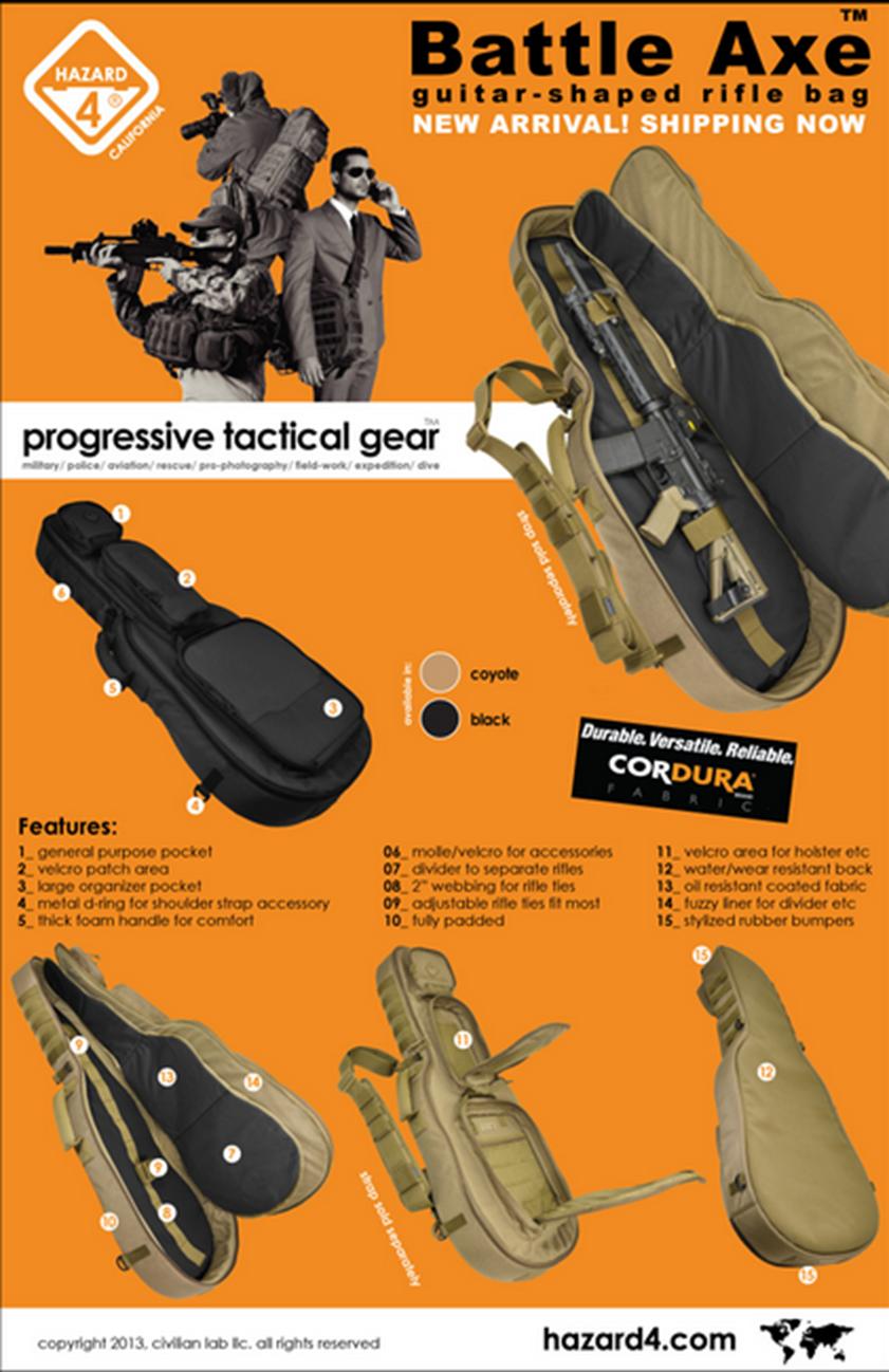 Guitar Shaped Gun Cases : how to build a guitar gun case ~ Hamham.info Haus und Dekorationen