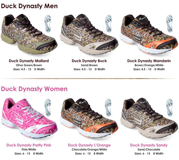 Spira Duck Dynasty Camouflage Shoe