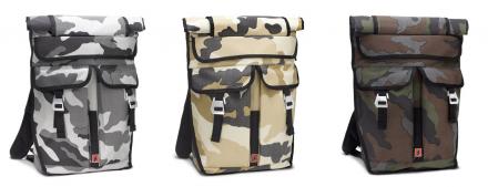 Orlov Reflective Camo Bags