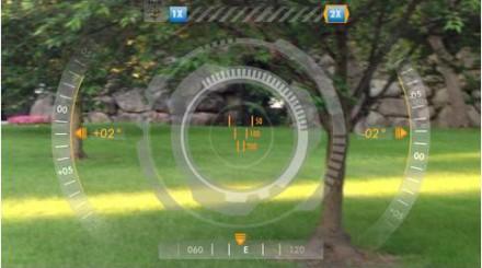 Nerf Mission App