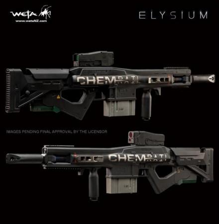 Elysium TST Chemrail