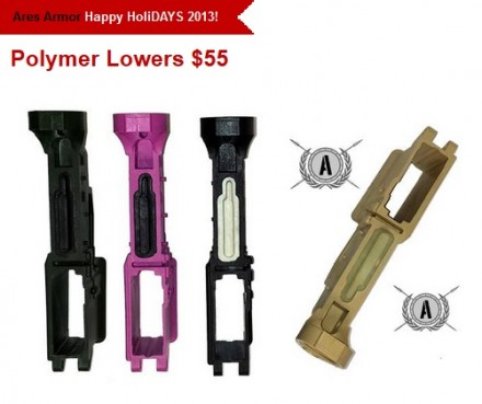 Ares Polymer Lower