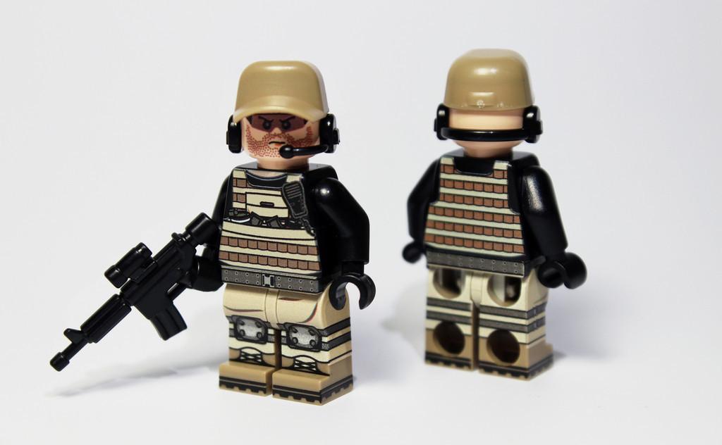Brick MOC Private Military Contractor (PMC)