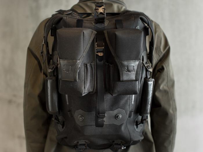 Ember Equipment – Modular Urban Backpack