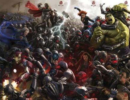 Full Avengers 2 poster