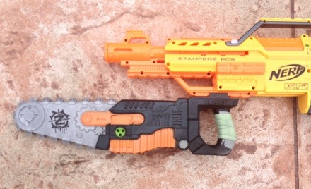 Image is loading New-Kids-Soft-Dart-Guns-Nerf-Zombie-Strike-
