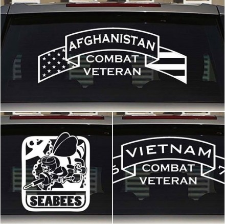 Down Range Decals
