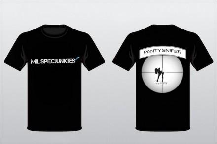 Panty Sniper shirt