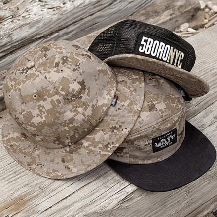 5BORONYC Hats