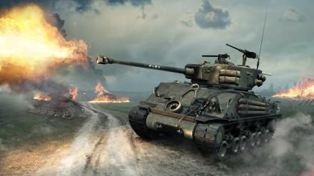 WoT_Fury_Tank