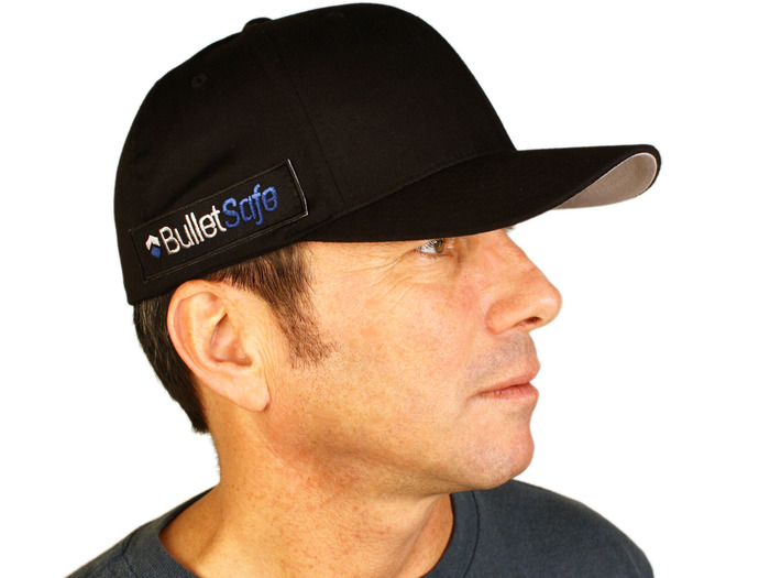 BulletSafe - Bulletproof Baseball Cap On Kickstarter - Soldier ... 30409500b3e