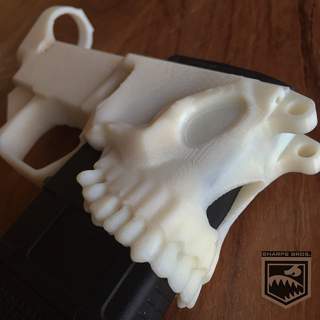 Sharps Bros  – The Jack 'Skull' Lower Receiver « Tactical Fanboy