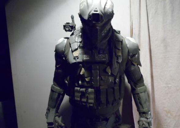Armor 171 Tactical Fanboy