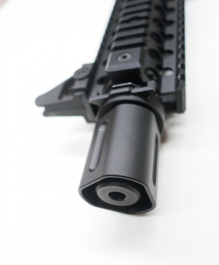 Griffin Armament QD Blast Shield 2