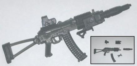 Marauder GR 1-12 Scale Gear