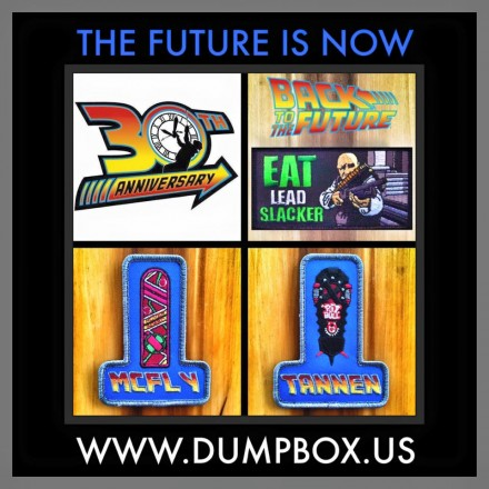 Dump Box Back To The Future