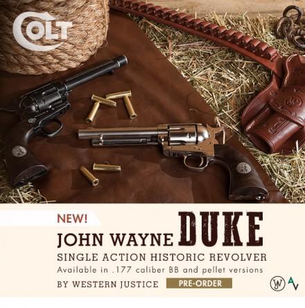 John Wayne BB-Pellet