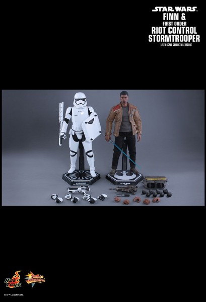Finn And Riot Control