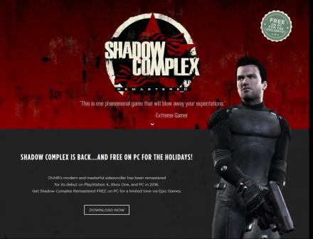 Shadow Complex