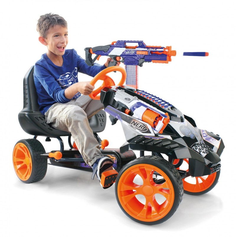 Hauck Toys – NERF Battle Racer