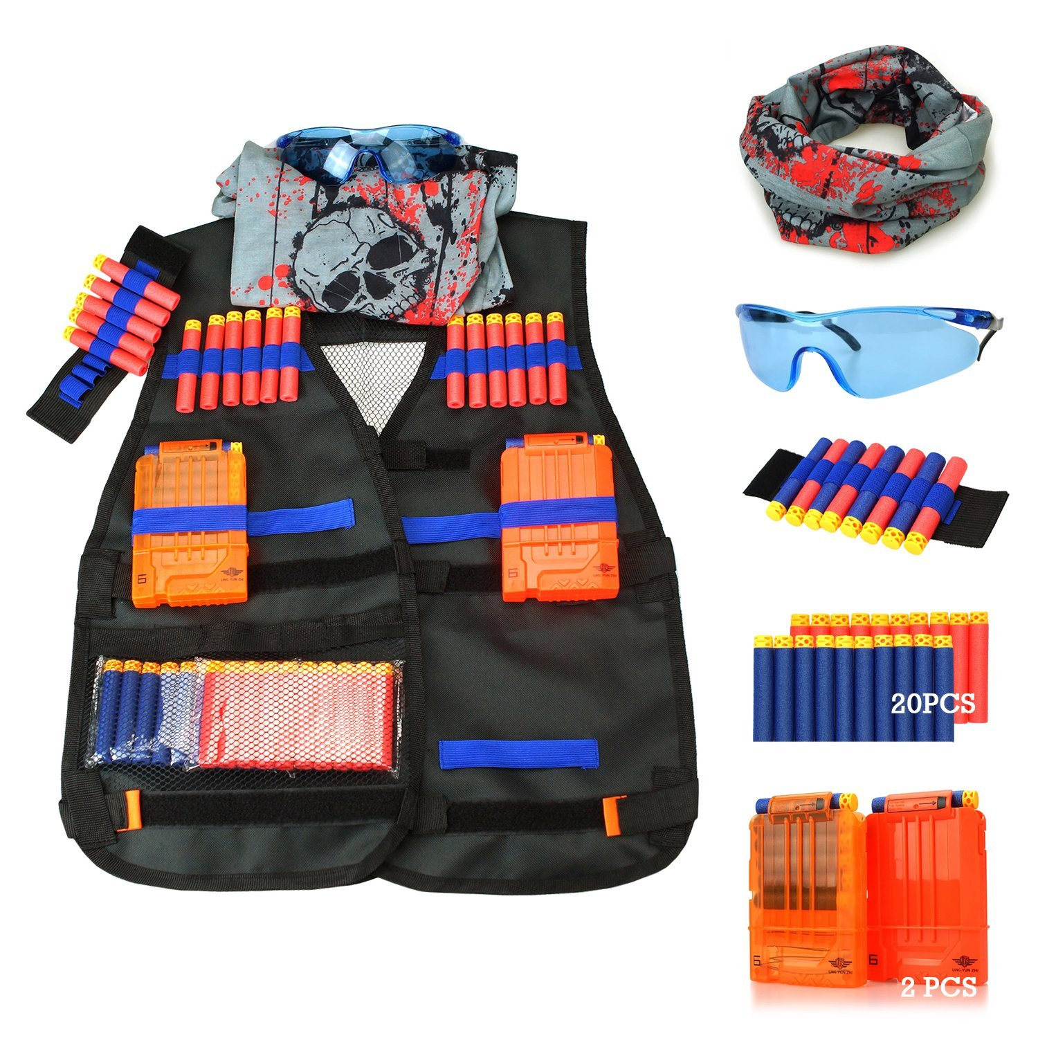 nerf guns 2015 sniper - Google Search