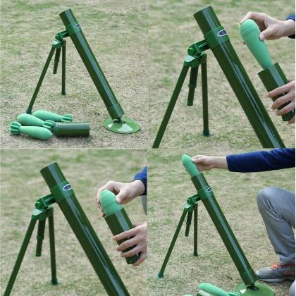 Hang It, Fire! - 60mm NERF Mortar - Soldier Systems Daily