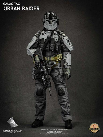 Green Wolf Gear Galac Tac Urban Raider 171 Tactical Fanboy