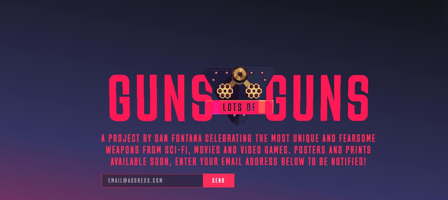 Guns Lots Of Guns « Tactical Fanboy